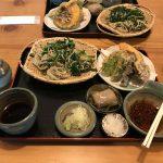 初めて「ニラ蕎麦」を食す 15