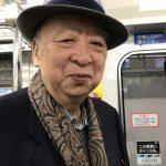 飯田橋駅でE老沢勝二親分にバッタリ‼️ 32