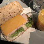 ふたたび『エアーカナダ』でリマへ、機内食はペルー仕様    61