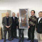 5方面記者たち、新宿警察署に37年ぶりに集結 ②  96