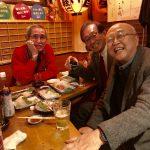 元日刊G代辣腕局長と大倉山 『ほうろく屋』で3人飲み  99